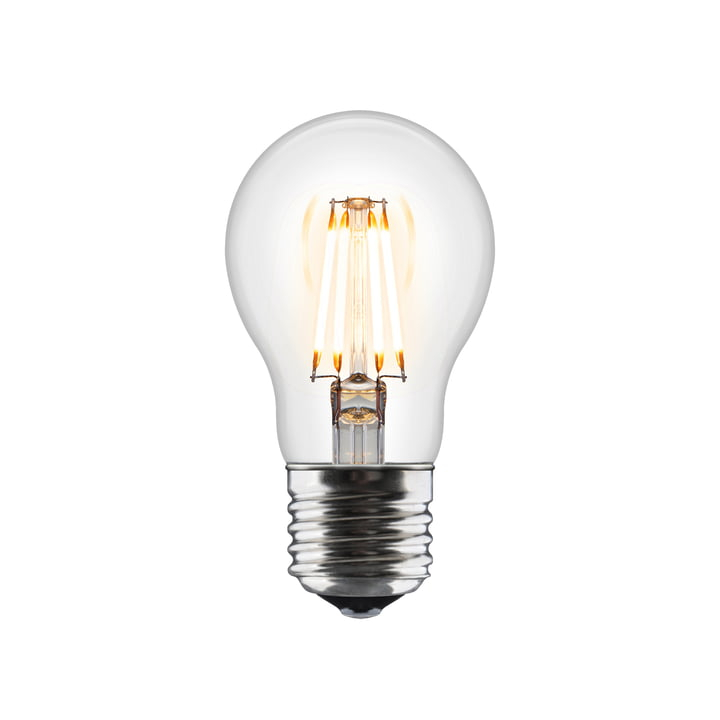 Idea LED Leuchtmittel E27 / 6 W von Vita in Klar