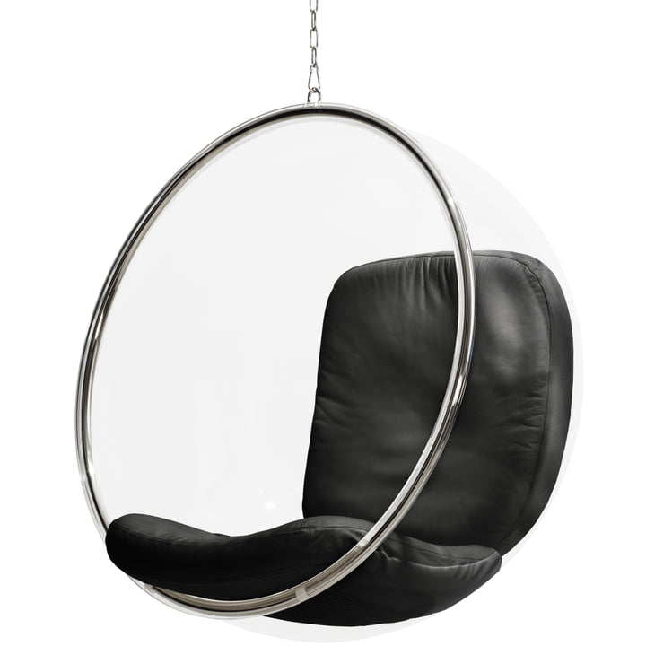 Bubble Chair von Eero Aarnio Originals in Schwarz