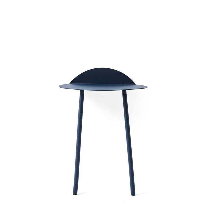 Yeh Wand-Tisch niedrig von Menu in midnight blue