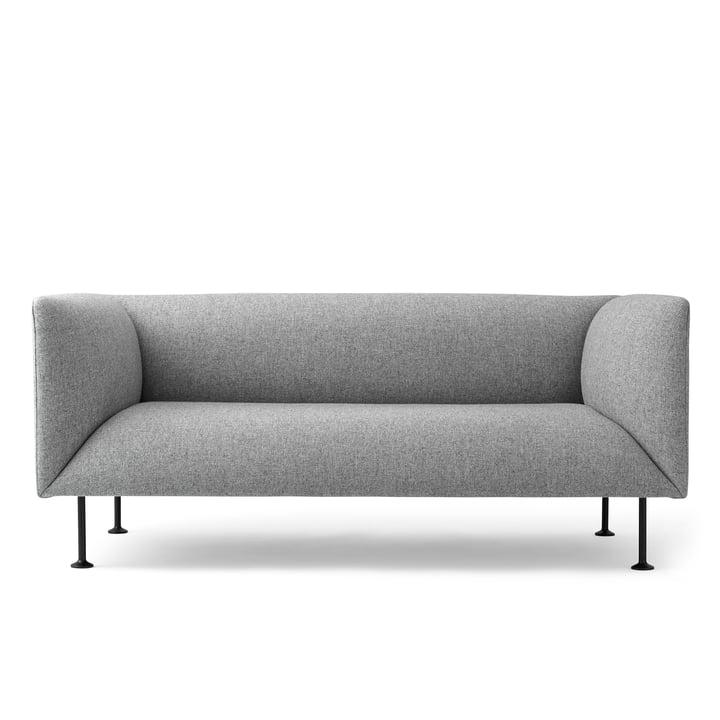 Menu Godot Sofa in Hellgrau
