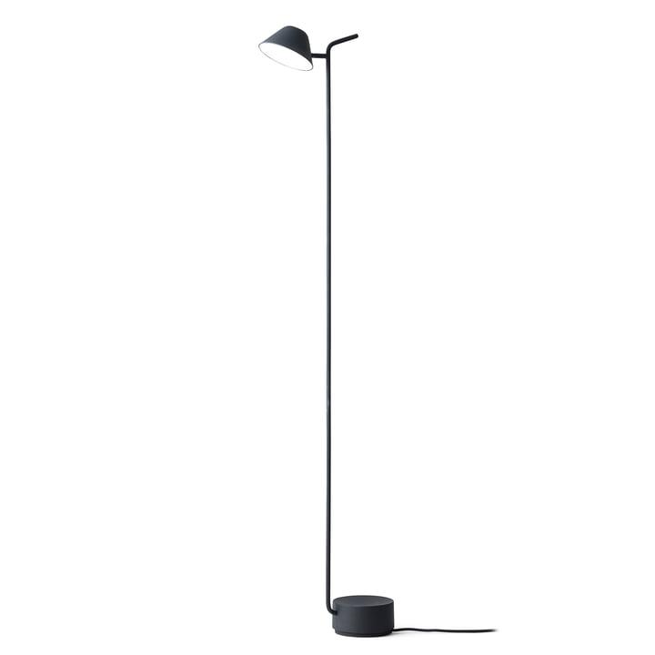 Menu Peek Stehlampe in Schwarz
