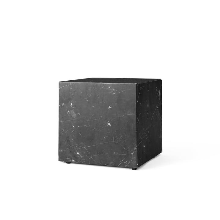 Menu Plinth Cubic Beistelltisch in Schwarz