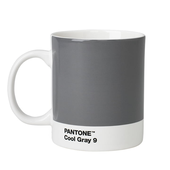 Becher von Pantone in cool gray (9)