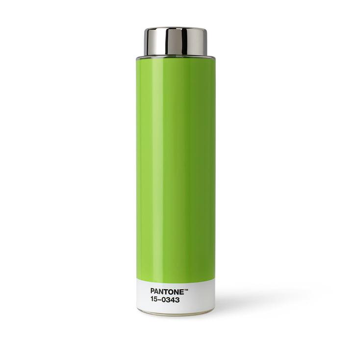 Trinkflasche Tritan von Pantone Universe in Grün (15-0343)