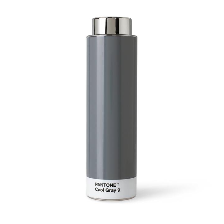 Trinkflasche Tritan von Pantone in Cool Gray (9)