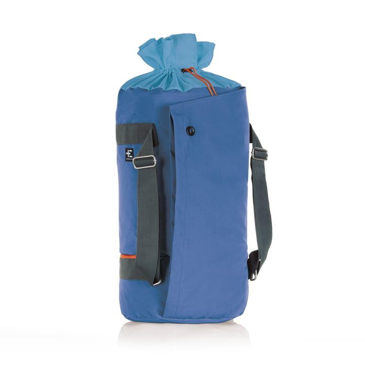 Hata Kopu Seesack Strandtasche von Terra Nation in Blau