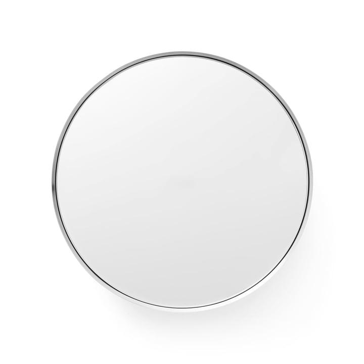 Frontale Ansicht des Menu Darkly Spiegels