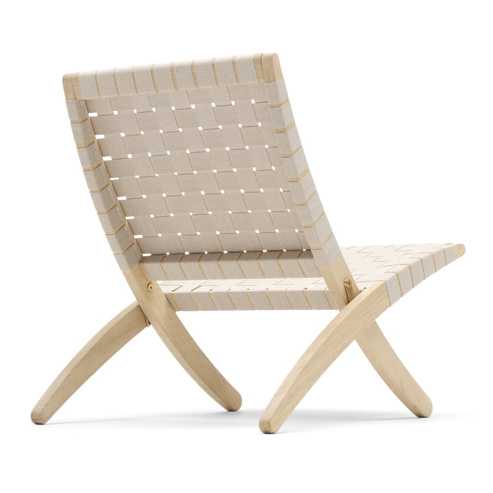 MG501 Cuba Chair von Carl Hansen in Eiche geseift / natur
