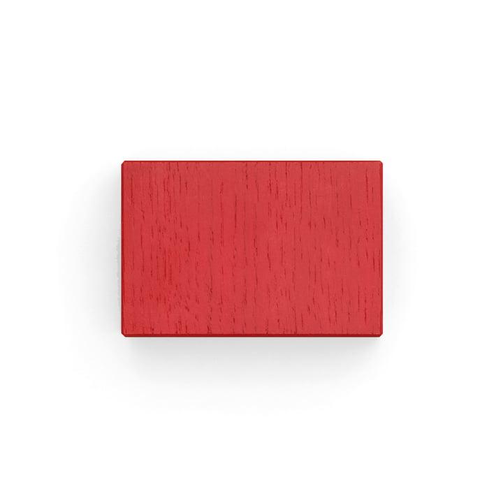 Ready Made Curtain Mittelstütze für Aufhängevorrichtung von Kvadrat in Rot (600)