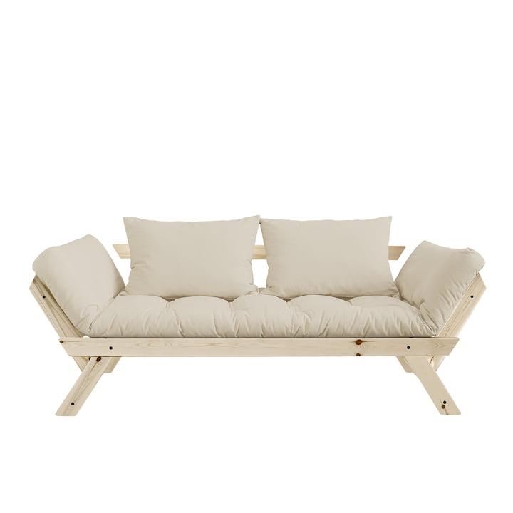 Bebop Sofa von Karup Design in Kiefer natur / Beige - 747