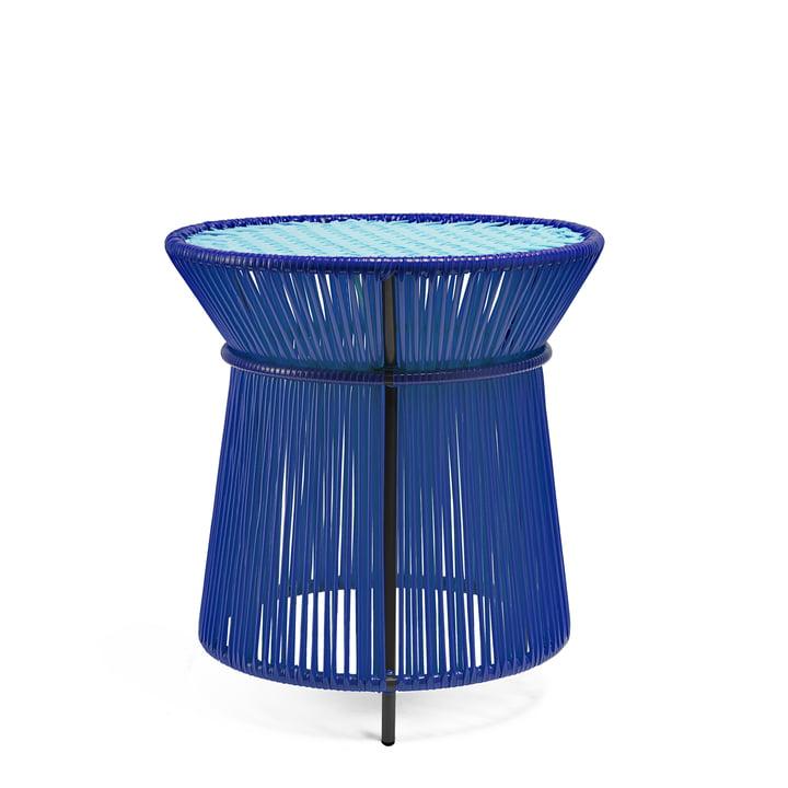 ames - caribe High Table, blau / mint / schwarz