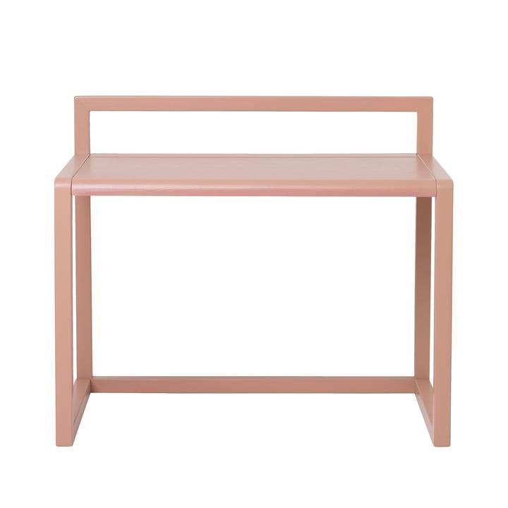 Little Architect Schreibtisch von ferm Living in Rosa