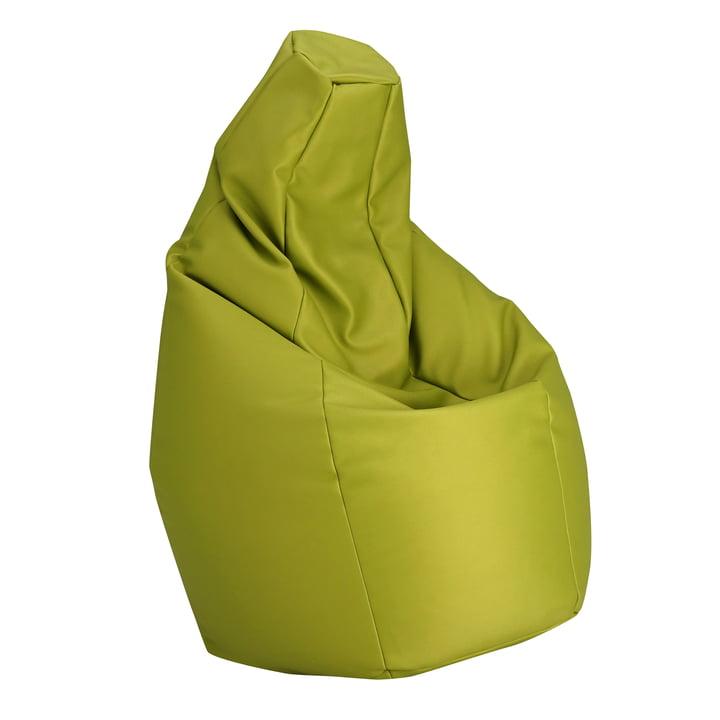 Sacco Sitzsack von Zanotta in VIP Grün