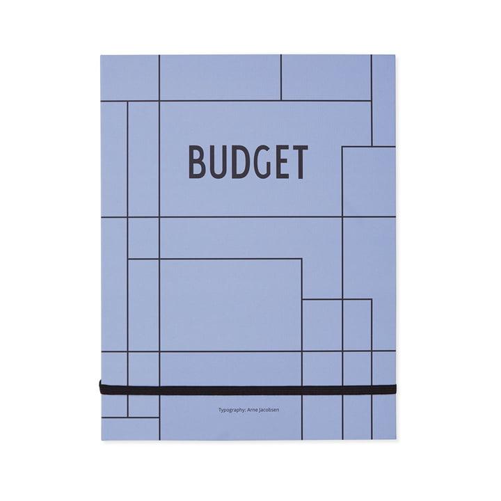 Budget Buch von Design Letters