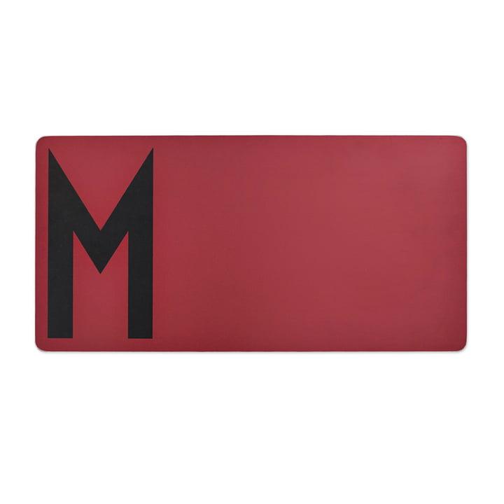 Schneidebrett M (Meat) von Design Letters in Rot