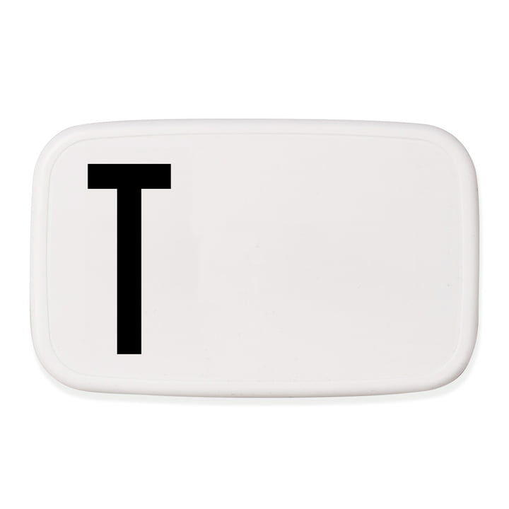 Personal Lunch Box T von Design Letters