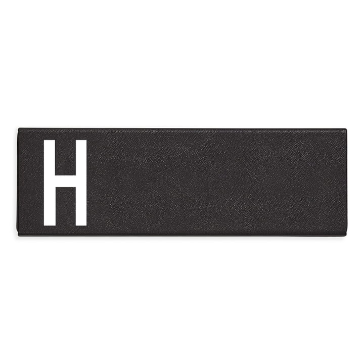 Personal Pencil Case H von Design Letters