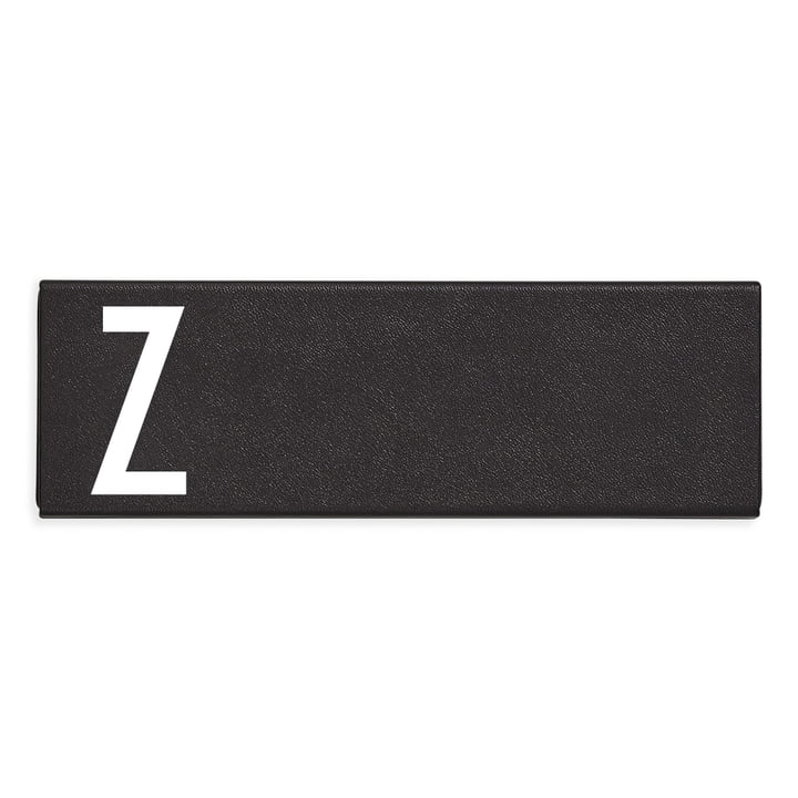 Design Letters - Personal Pencil Case, Z