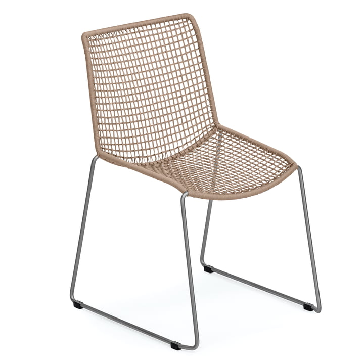 Slope Stuhl von Weishäupl in Sand