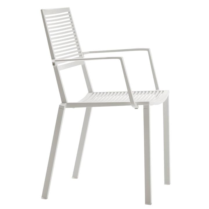 Easy Armlehnstuhl von Fast in Weiß