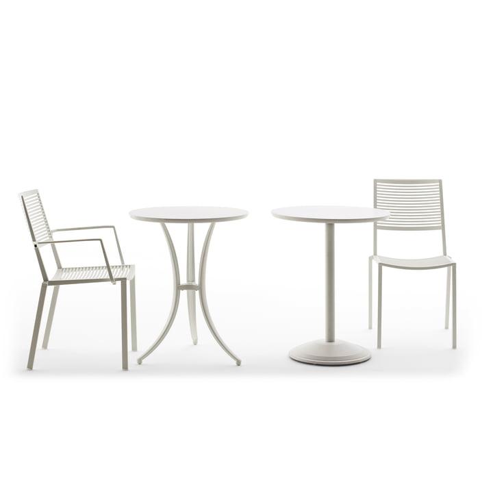 Easy Armlehnstuhl und Stuhl von Fast
