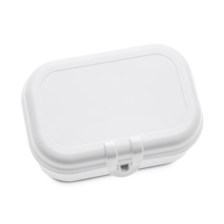Plastik-Brotdose von Koziol in Weiß