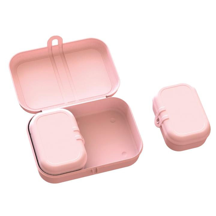 Koziol Pascal Lunchbox in rosa