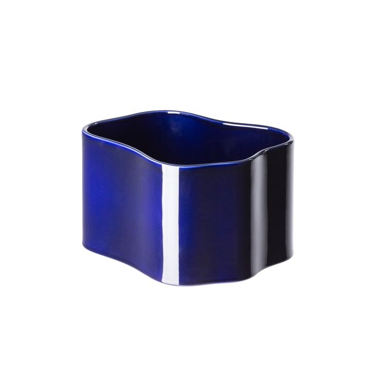 Riihitie Übertopf (Form B) in groß von Artek in Blau