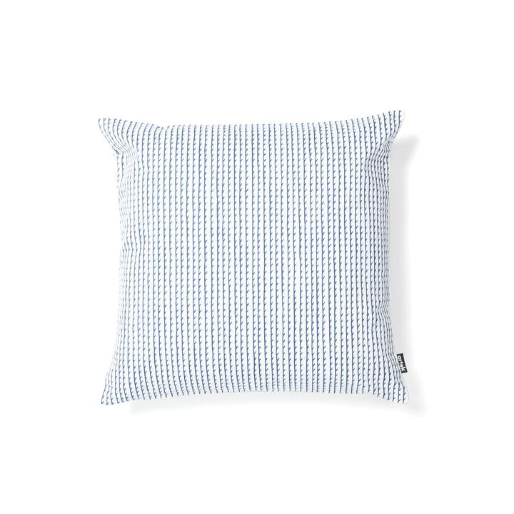 Rivi Kissenbezug 40 x 40 cm von Artek in Weiß / Blau