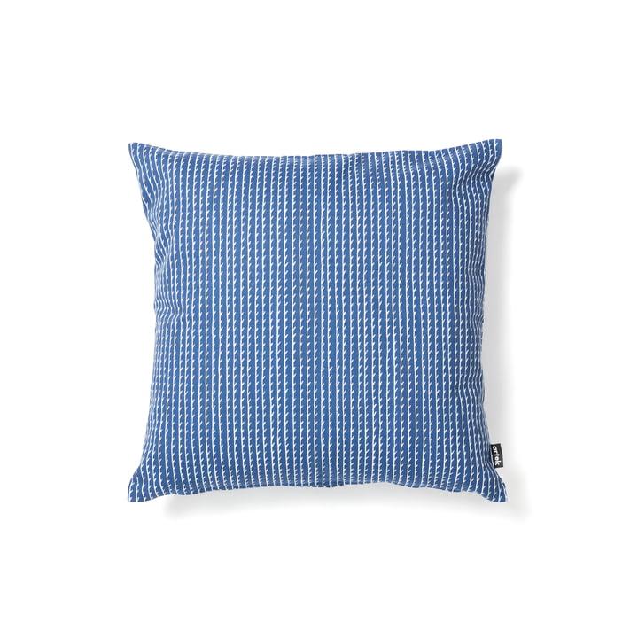 Rivi Kissenbezug 40 x 40 cm von Artek in Blau / Weiß