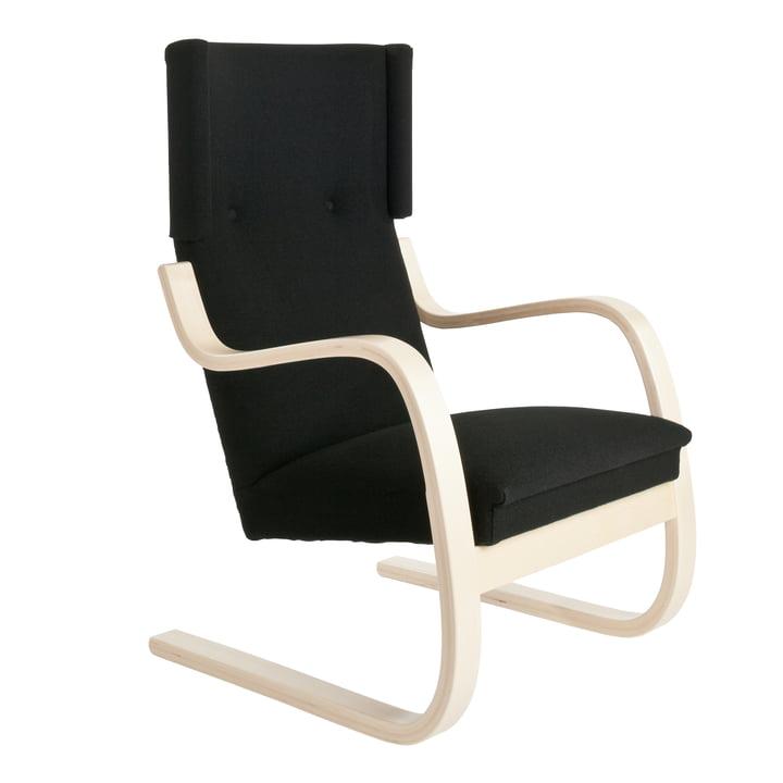 Sessel 401 von Alvar Aalto für Artek