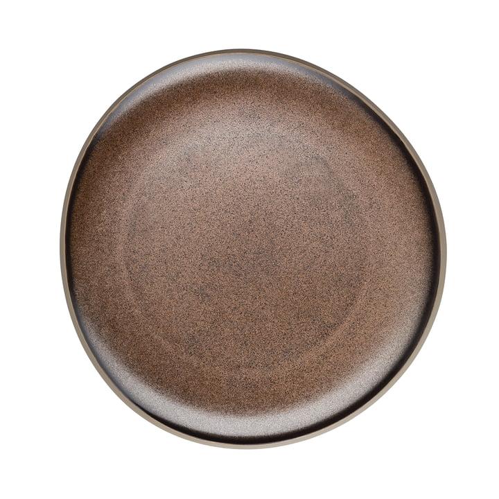 Junto Teller Ø 22 cm von Rosenthal in Bronze