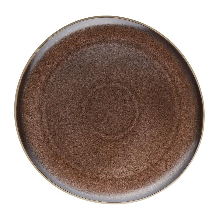 Junto Teller Ø 27 cm von Rosenthal in Bronze