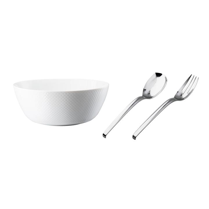 """Enjoy your life"" Salat-Set von Rosenthal"
