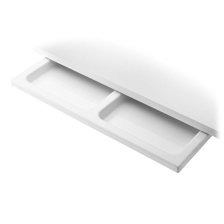 String - Works Schreibtisch-Schublade 58 x 30 cm, weiß