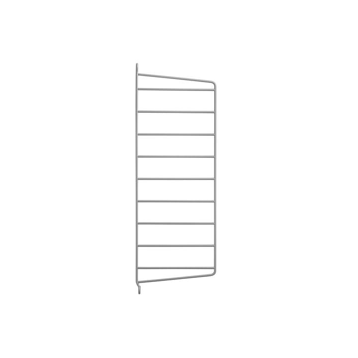 Wandleiter für String Regal 50 x 20 cm von String in Grau