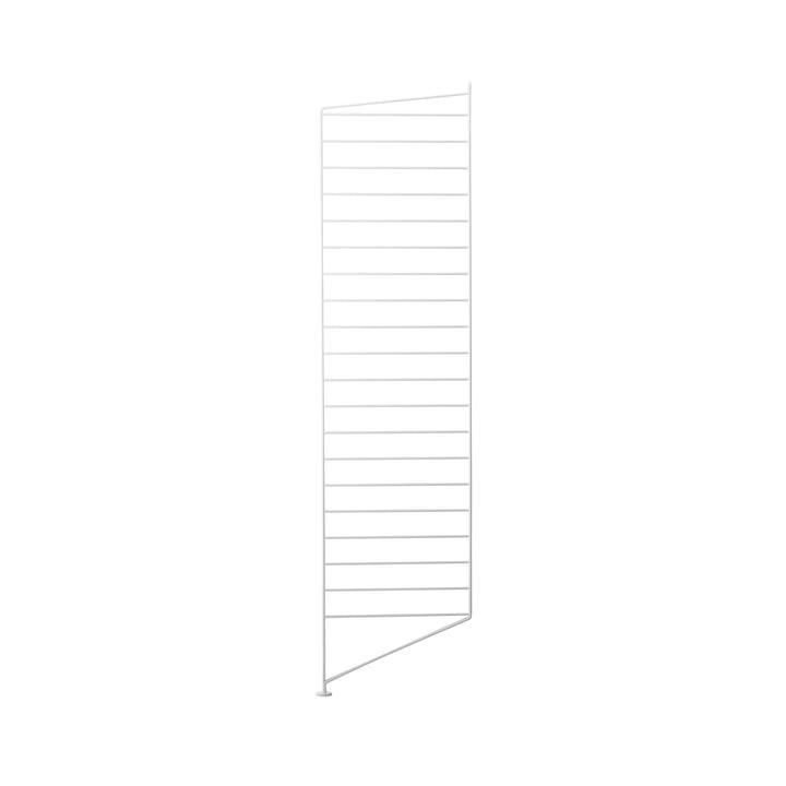 Bodenleiter 115 x 30 cm von String in Weiß