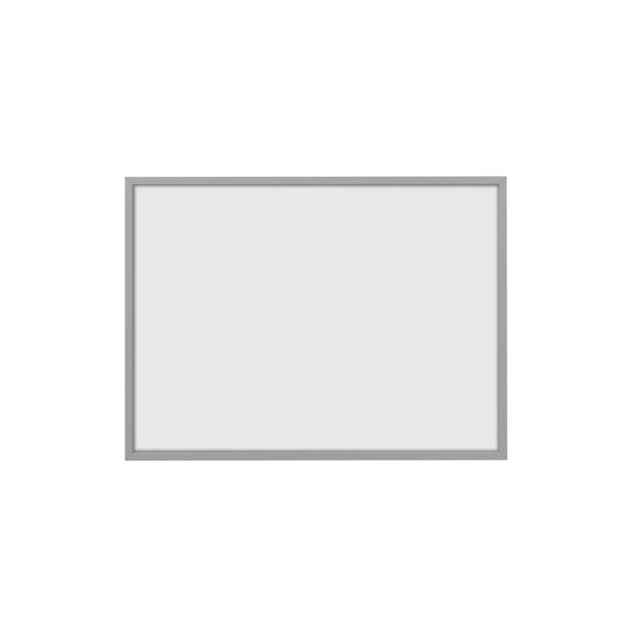 Illustrate Bilderrahmen 21,5 x 14,8 cm (A5) von by Lassen in Cool Grau