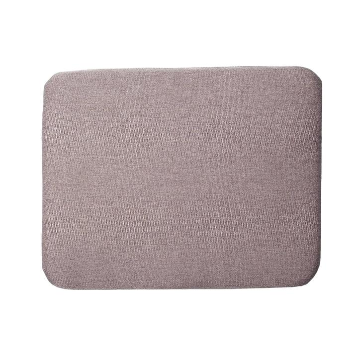 Trame Sitzkissen von Petite Friture in Grau