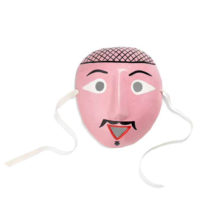 Mood Mask von Hay in Pink