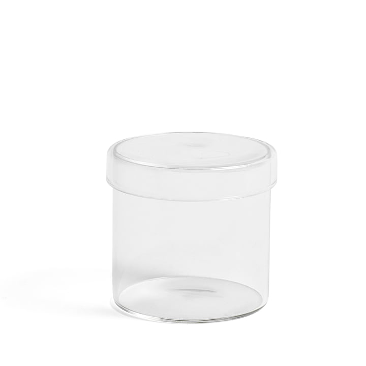 Container small H 7 cm von Hay in Klar