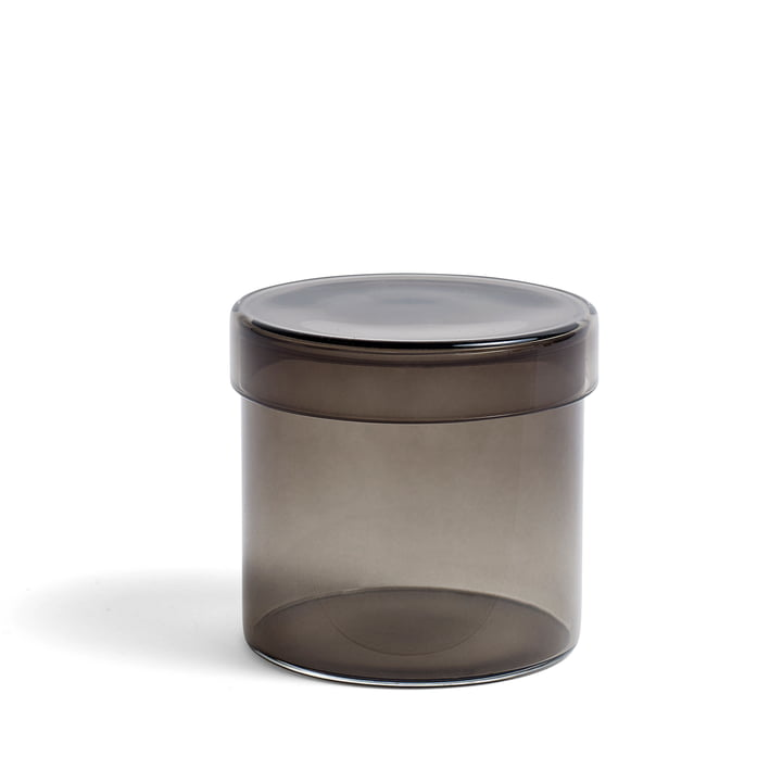 Container small H 7 cm von Hay in Grau