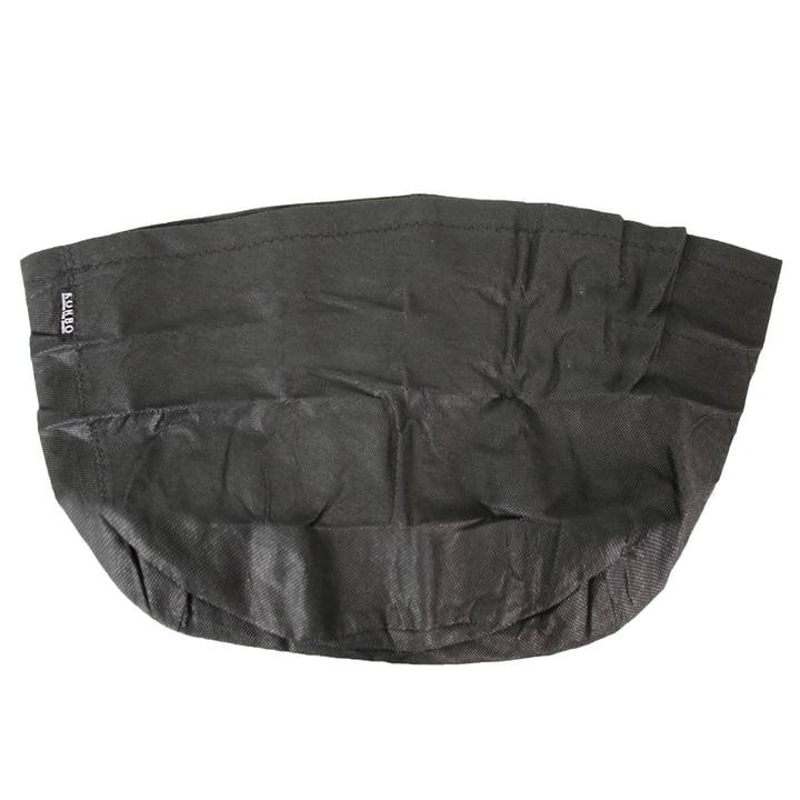 Schwarze Pflanz-Tasche für Korbo 65