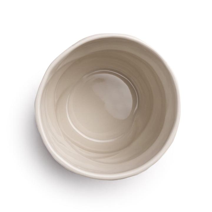 Succession Becher 20 cl von Petite Friture in Weiß