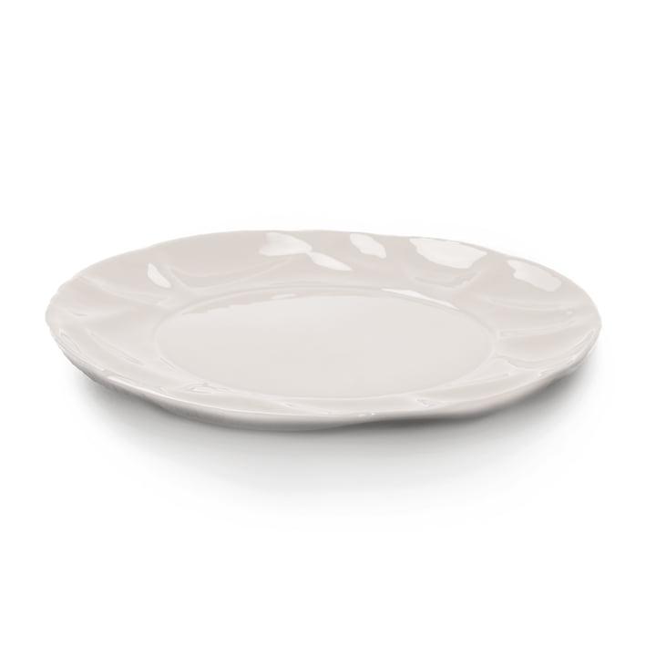 Succession Teller Ø 26 cm von Petite Friture in Weiß