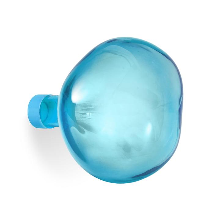 Bubble Wandhaken large von Petite Friture in Blau