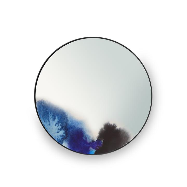 FrancisWandspiegel small von Petite Friture in Blau
