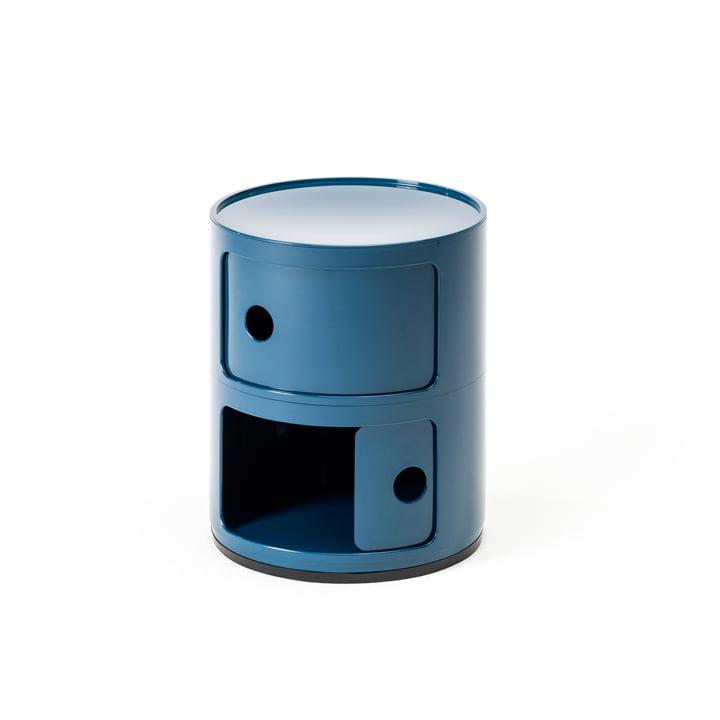 Componibili 4966 von Kartell in blau