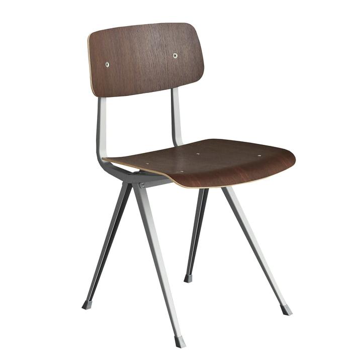 Result Chair von Hay in Beige und Eiche geräuchert