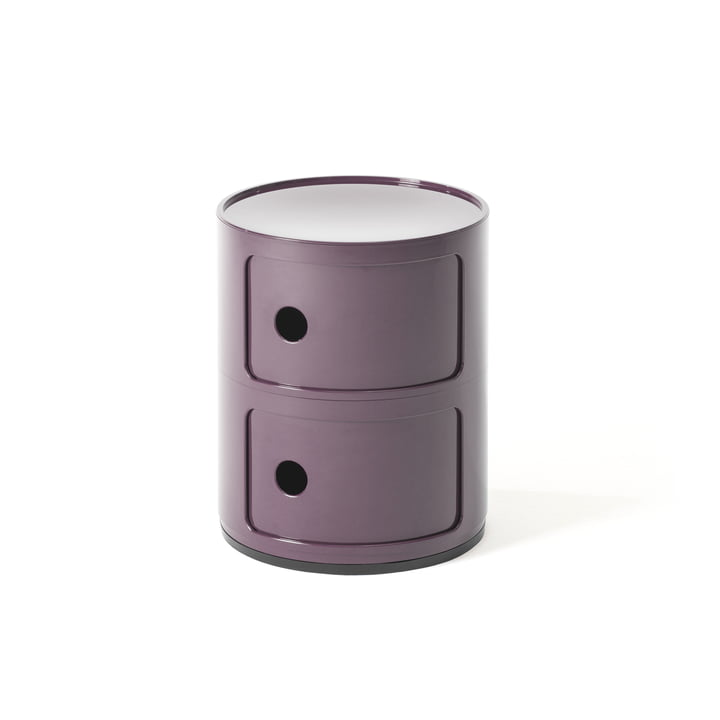 Componibili 4966 von Kartell in lila